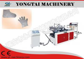 Plastic gloves machine experts, disposable plastic gloves machine