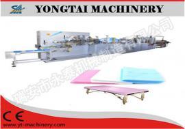 一次性无纺布床单折叠机Model-CDJ